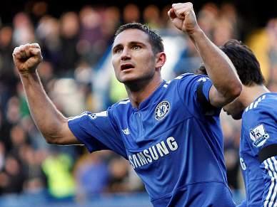 Lampard defende capitão John Terry