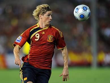 Fernando Torres orgulhoso com estatuto espanhol