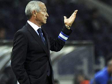 Málaga despede Jesualdo Ferreira