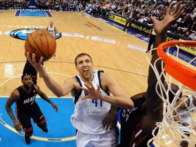 Mavericks acentuam crise nos Heat