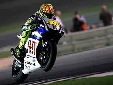 Rossi pode falhar GP Estoril