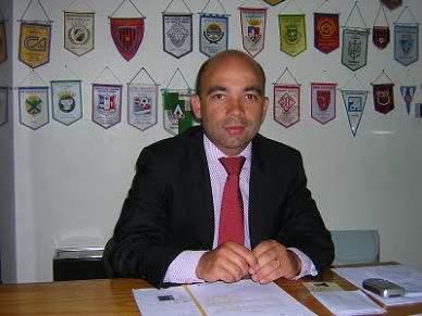 Rui Pereira é o novo treinador