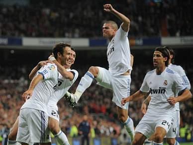 Real de 'Mou' impera em Madrid