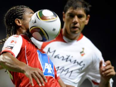 Vinte minutos de Braga deram a volta ao Olhanense