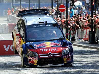 Loeb lidera e Araújo mantém-se na rota do título de Produção