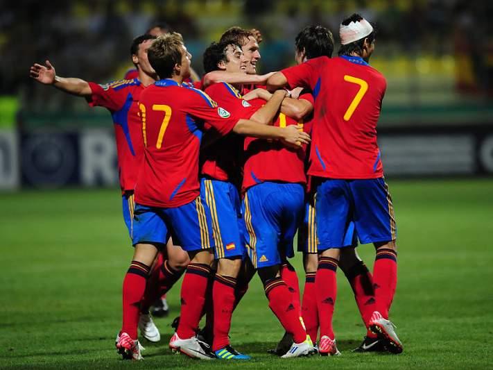 Espanha é a grande dominadora da prova