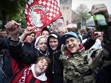 Twente é campeão holandês