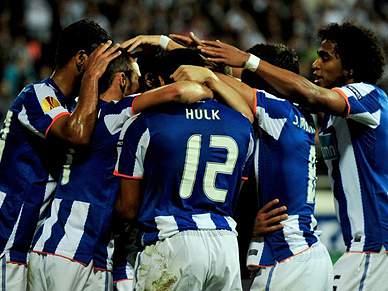 Turcos rendidos à vitória do FC Porto
