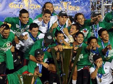 México revalida título