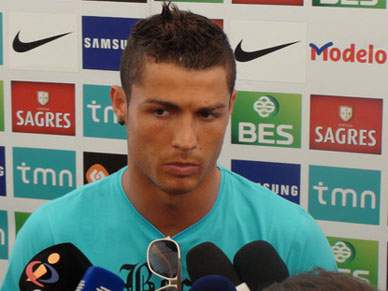 Cristiano Ronaldo diz sentir-se