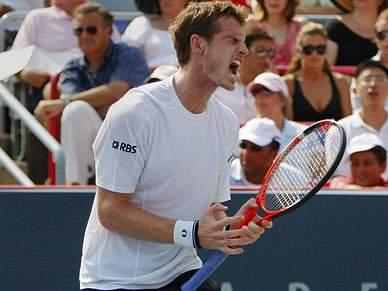 Murray junta-se a Federer nas meias-finais