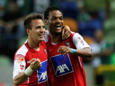 Sporting de Braga soma 142 minutos em superioridade
