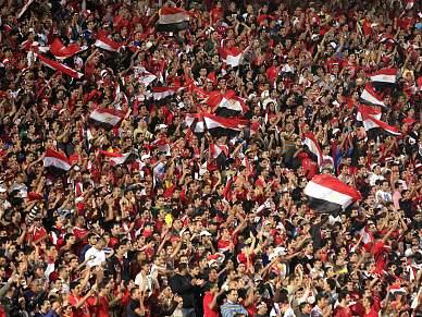 Egipto inicia defesa do título com vitória
