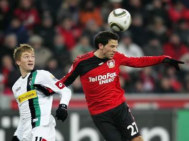 Leverkusen regressa à liderança, Hertha Berlim sofre goleada