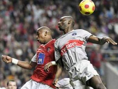 Arsenalistas em Paris