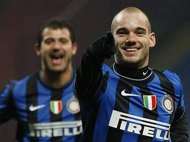 Inter pretende reforçar equipa no final da temporada