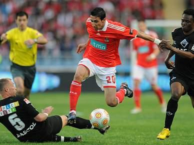 Académica lucra 500 mil euros com o Benfica