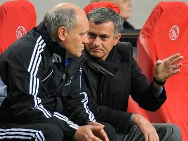 Mourinho ordenou expulsão de Sergio Ramos e Xabi Alonso