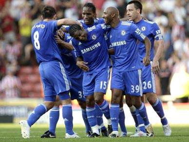 Chelsea arrasa Stoke City