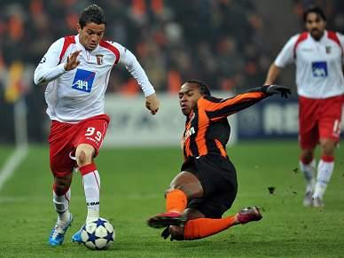 Braga precisa de um milagre na 2ª parte