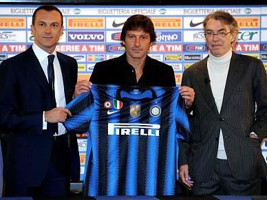 Leonardo agradece apoio de Mourinho