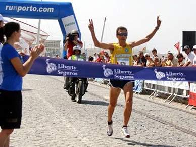 Paulo Gomes foi segundo
