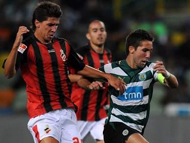 Rabiola falha Benfica por lesão