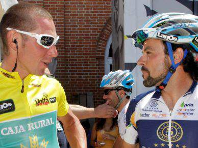 Oleg Chuzhda já esperava perder a amarela