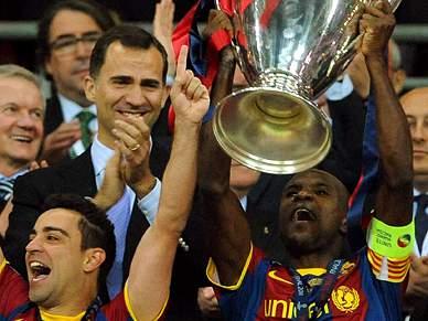 Barcelona é a melhor equipa para Lippi, Hitzfeld e Crespo