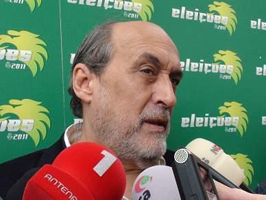 Dias Ferreira não quis por em causa funcionários leoninos