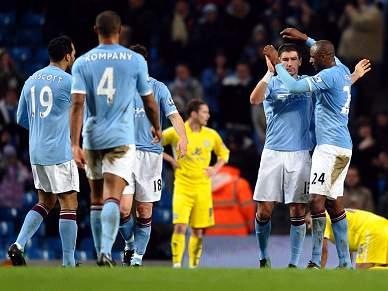 Manchester City avança para a quarta ronda