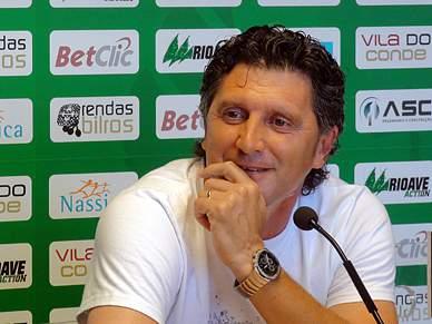 Carlos Brito espera Braga confiante