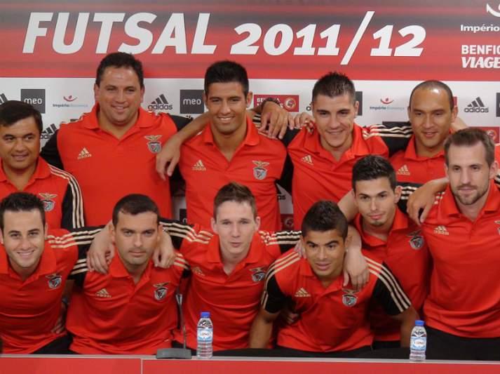 Benfica faz bom teste em Coimbra