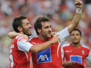 Sporting Braga empresta Diogo Valente à Académica