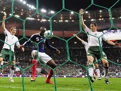 FIFA recusa repetição do França-Rep. Irlanda