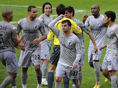 Macedo da Silva acredita na repetição do jogo com Braga
