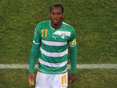 Drogba regressa à selecção com vitória sobre o Mali