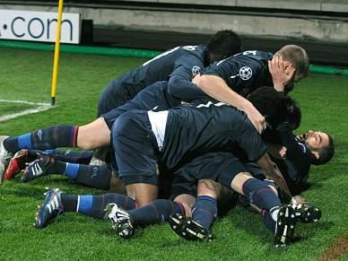 Lyon procura passagem histórica para as meias-finais