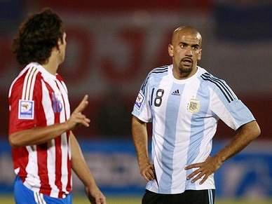 Verón rejeita Manchester City