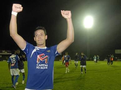 Freamunde bate Desportivo de Chaves
