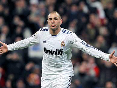 Benzema na mira da Juventus