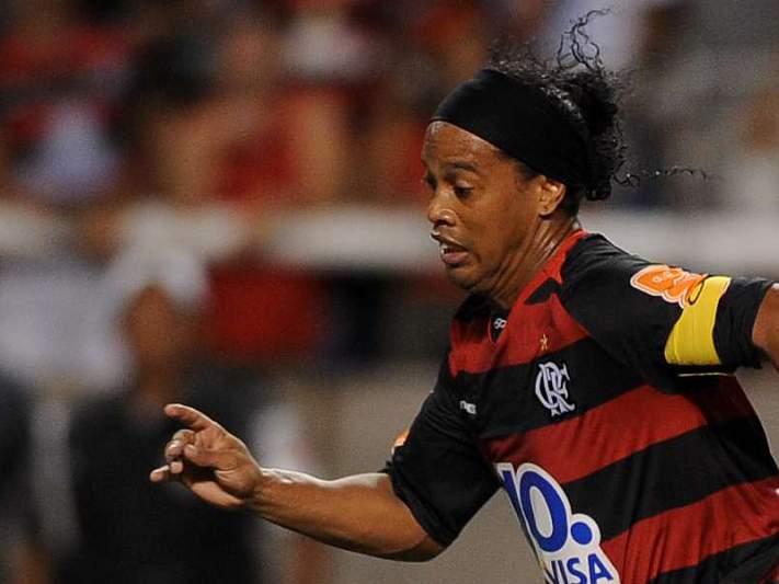 Ronaldinho apontado ao LA Galaxy
