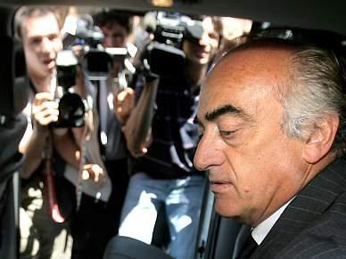 Ex-dirigente da Juventus condenado a três anos de prisão