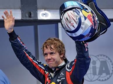 Vettel garante 'paz' na Red Bull