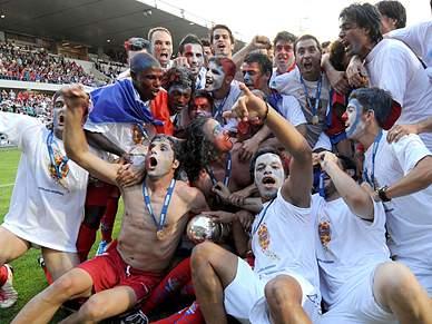 Gil Vicente é campeão