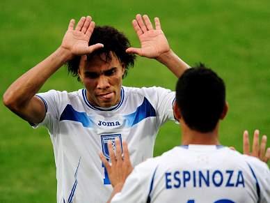 Welcome oferece empate às Honduras frente à Bielorrússia