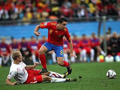Xavi pode renunciar à selecção espanhola