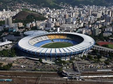 Estádios do Mundial 2014 com financiamento público