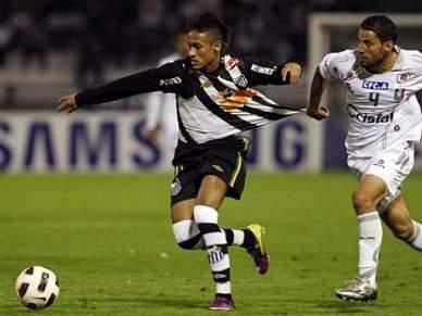 Santos vence Once Caldas por 1-0