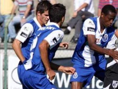 FC Porto empata com Leixões